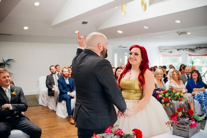 dinosaur rock wedding-12