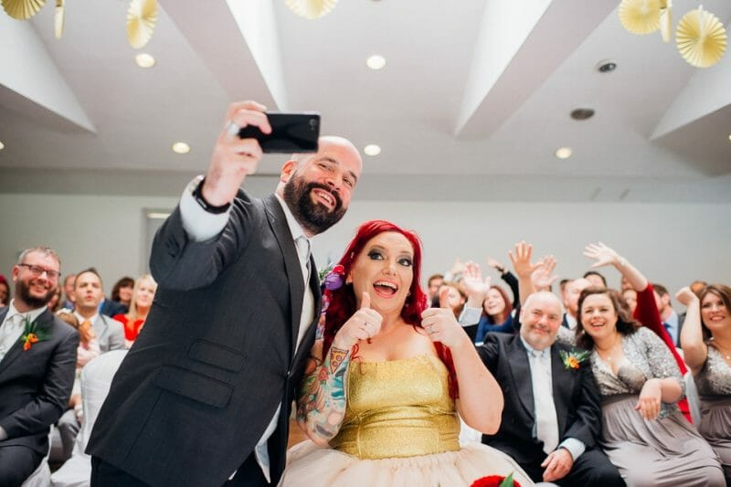 dinosaur rock wedding-13