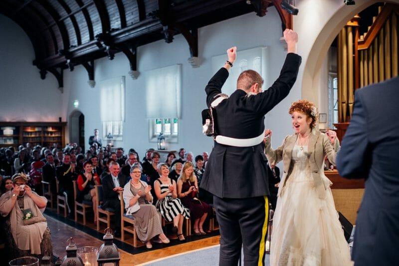 Chicheley Hall overgrown library wedding-12