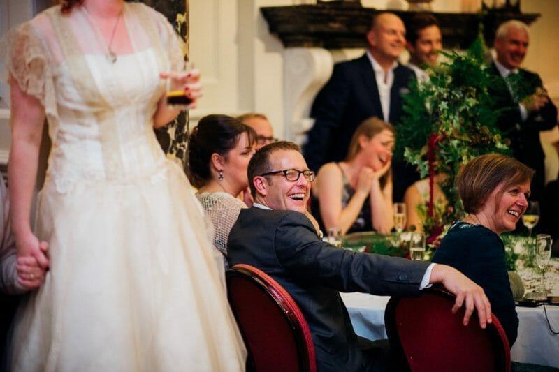 Chicheley Hall overgrown library wedding-52