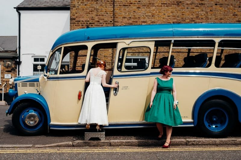 tipi train wedding east anglian museum-9