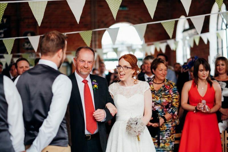tipi train wedding east anglian museum-14
