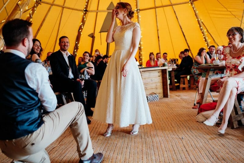 tipi train wedding east anglian museum-40
