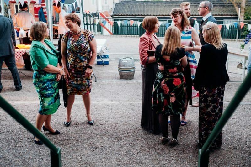 tipi train wedding east anglian museum-53