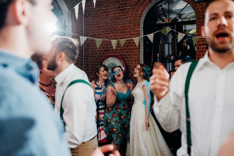 tipi train wedding east anglian museum-70