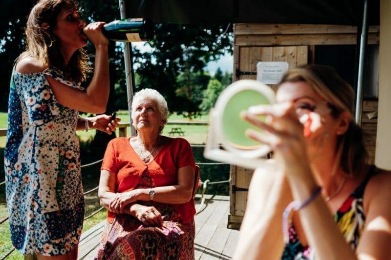 camp katur woodland lesbian wedding-33