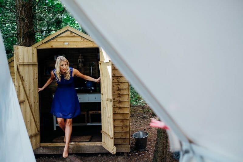 camp katur woodland lesbian wedding-50