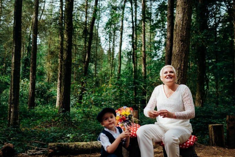 camp katur woodland lesbian wedding-52