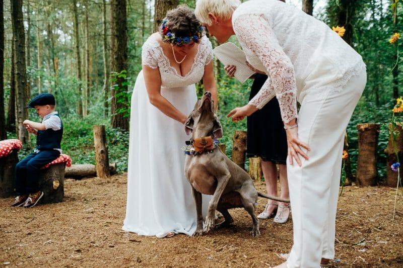 camp katur woodland lesbian wedding-58