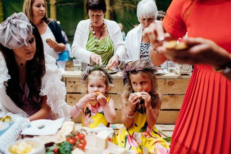 camp katur woodland lesbian wedding-67