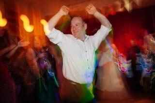 man fun dancing