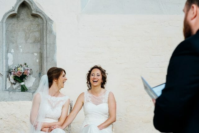 guildhall priory park wedding