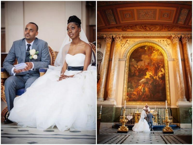 royal navy college chapel wedding