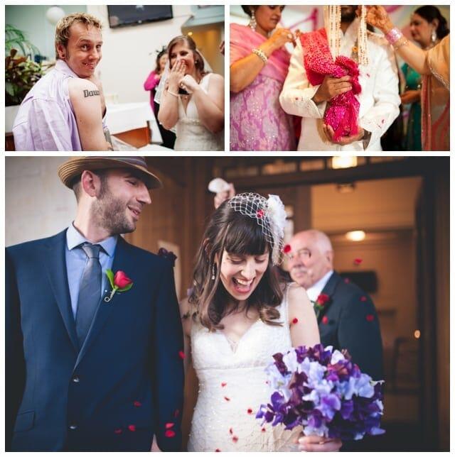 alternative fun relaxed creative wedding photographer