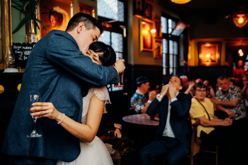 brighton pub wedding