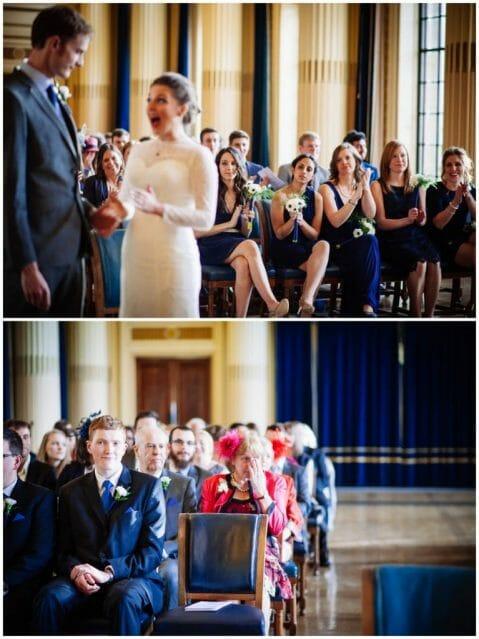 Nottingham town hall wedding