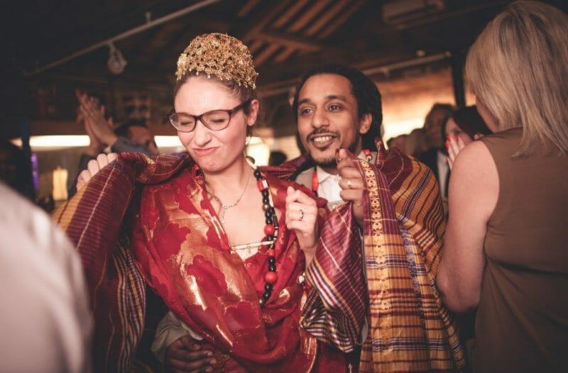 London Alternative Candid Relaxed Fun Alternative Documentary Wedding Photography Ethnic