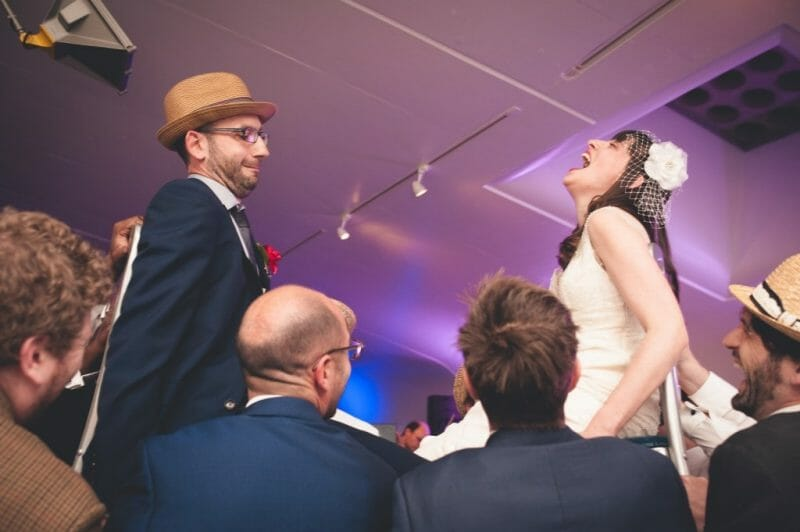 jewish hora chair dance London Alternative Candid Relaxed Fun Alternative Documentary Wedding Photography