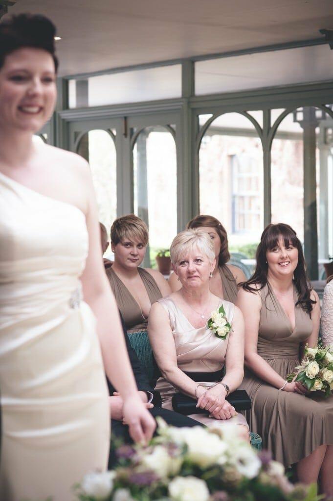 Emotive Emotional Mother Bride Wedding