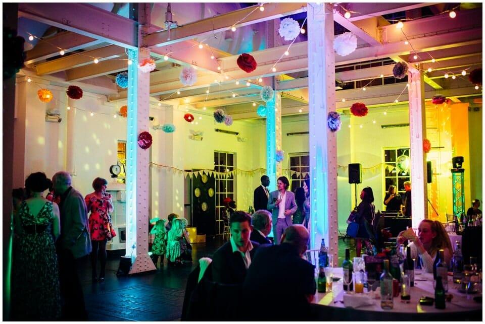 west reservoir centre wedding
