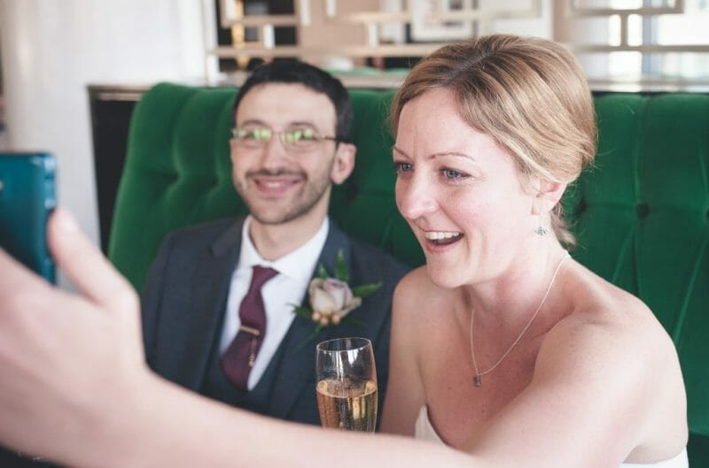 London Quirky Alternative Wedding Photography Documentary Candid Style Relaxed Fun