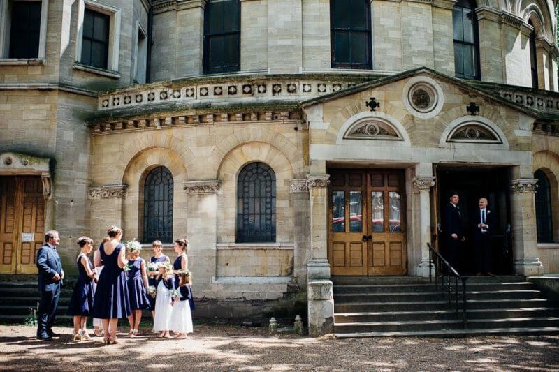 round chapel wedding-17